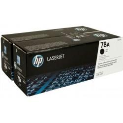 Оригинальный картридж двойной HP CE278AD/AF